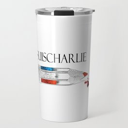JeSuisCharlie Travel Mug