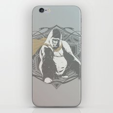 Fearless Creature: Grillz iPhone & iPod Skin