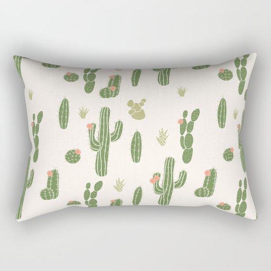 Cactus Cactus Rectangular Pillow