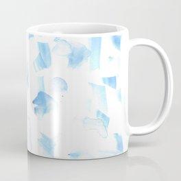 180527 Abstract Watercolour 6| Watercolor Brush Strokes Coffee Mug