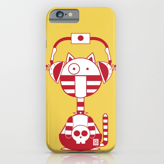 Scat 2 iPhone & iPod Case