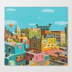 Habana Canvas Print