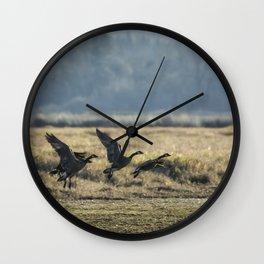 The Takeoff, No. 2 Wall Clock