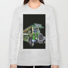 Vintage Bus Long Sleeve T-shirt