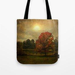 The Magic of Autumn Tote Bag