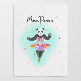 MarziPanda Poster