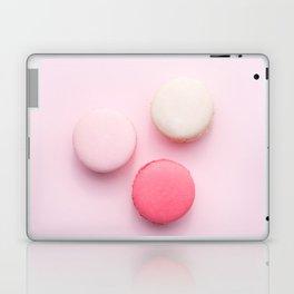 Pink Macaroons Laptop & iPad Skin