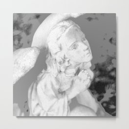 Pray Metal Print