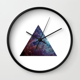 Biggest Hipster in all Cosmos Wall Clock