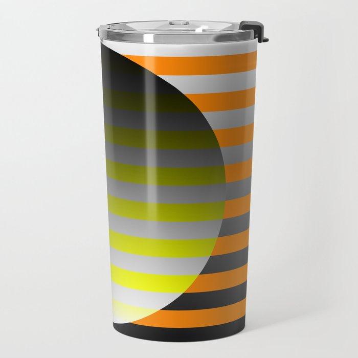 Spin Around In Circles Travel Mug