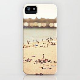 Santa Cruz iPhone Case