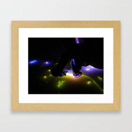 Glow #30!/The Rodent Framed Art Print
