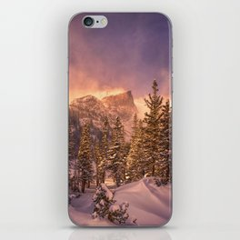 Dream Lake - Rocky Mountain National Park iPhone Skin