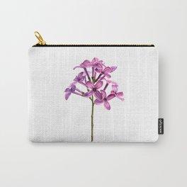 Lilac Syringa Vulagaris Carry-All Pouch