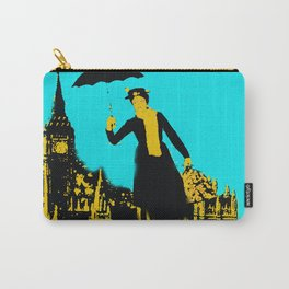 Mary in the City  Carry-All Pouch