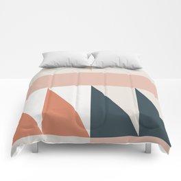 Cirque 04 Abstract Geometric Comforters