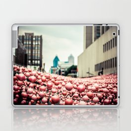 Pink In The Village Laptop & iPad Skin