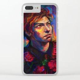 josh dun Clear iPhone Case
