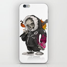 The Trespasser Bo55 iPhone Skin