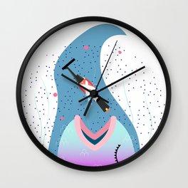 Den standhaftige Tinsoldat Wall Clock