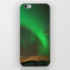 Northern Lights over Norway: Part 2 iPhone & iPod Skin