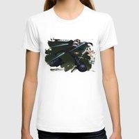 matrix T-shirts featuring Matrix by alexviveros.net