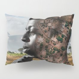 African territories Pillow Sham