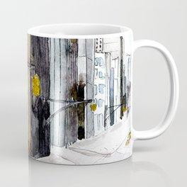 Urban Stained Glass Coffee Mug