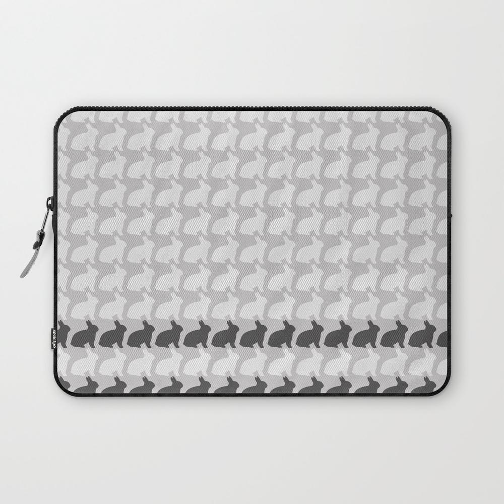 White Rabbits, White Rabbits, White Rabbits.......… Laptop Sleeve LSV7901916