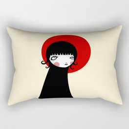Redd Moon Rectangular Pillow