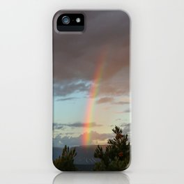 Sedona Rainbow iPhone Case