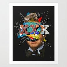 xxx Alex Art Print