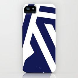 Nautical Stripes iPhone Case