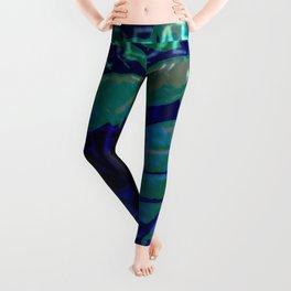 the GreenRush Collection - BlueDream Leggings