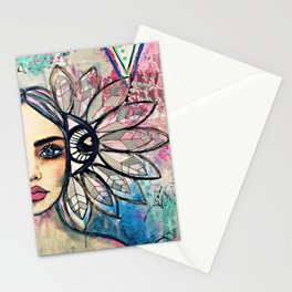TRUTH SEEKER Stationery Cards