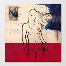 Venus not from Milo Canvas Print