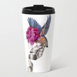 Letting go Travel Mug