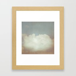 Come With Me, Wendy Framed Art Print