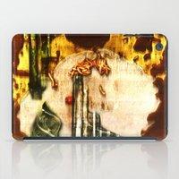 ramen iPad Cases featuring ramen by meredith w ochoa