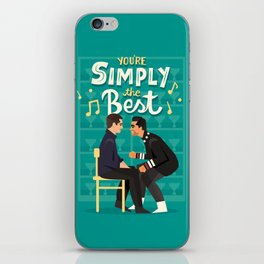 Simply the best iPhone Skin