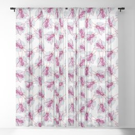 fig. 72 superfly Sheer Curtain