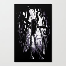 Benderman Canvas Print