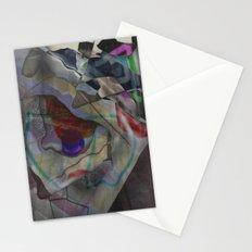 Virus Among Us Stationery Cards