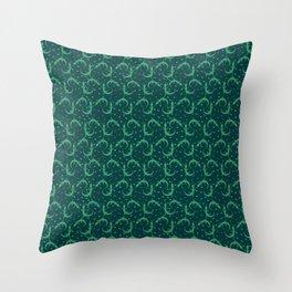 Little Lizards Throw Pillow