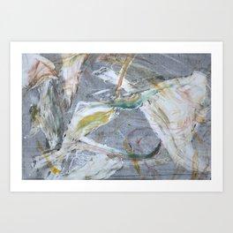 October 1.0 Art Print