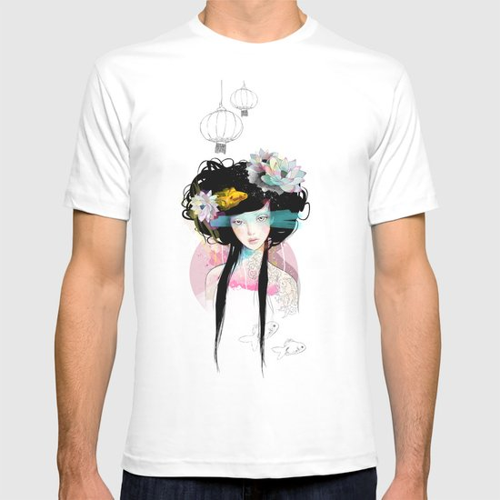 Nenufar Girl T-shirt