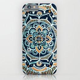 Bohemian Zen Mandala iPhone Case