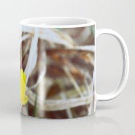 Little yellow Coffee Mug
