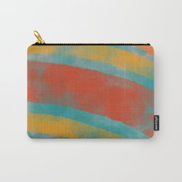 Sunset Paintbox Carry-All Pouch