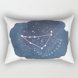 capricorn constellation zodiac Rectangular Pillow